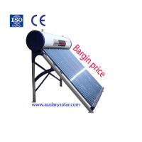 Low-Pressure Solar Water Heater