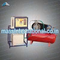 Single Stage Air Compressor Test Rig  (HM-13 ) thumbnail image