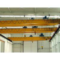 double girder 10ton electric hoist lifting bridge crane thumbnail image