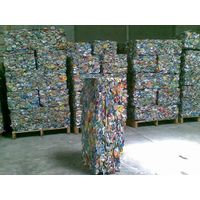 High purity Aluminum UBC Can Scrap(UBC Scrap) in Bales. thumbnail image