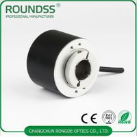 20mm hollow shaft 16 bits rotary absolute encoder