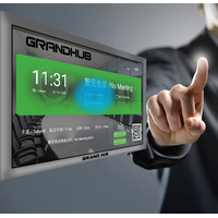 Touch-Screen Meeting Room Reservation Display