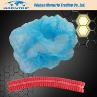 Disposable Nonwoven Hairnet 21''
