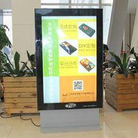 Outdoor Aluminium Waterproof Static Advertising Light Box