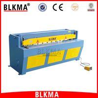 BLKMA brand option control shearing machine price list thumbnail image
