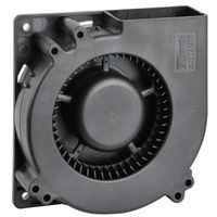 Factory direct 1232 blower 5V / 12V / 24V, large air volume and low noise fan