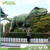 Dinosaur Park Mechanical Life-size Animatronic T-rex Dinosaurs