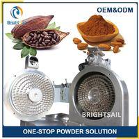 High efficient cocoa bean powder pin mill thumbnail image