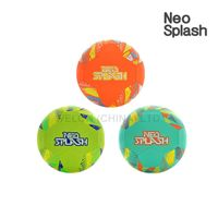 Outdoor Swimming Colorful Neoprene Soccer Ball thumbnail image