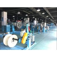 Fuchuan FC-50 Electrical wire, power wire extruder line with high performance