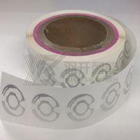 Long distance rfid tags for animal dry/wet/paper inlay 860-960MHZ uhf rfid tags label YK26