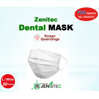 Zenitec Dental MASK (FDA Registration, Korean Quasi-Drugs)