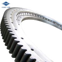 Single Row Crossed Roller Slewing Bearing (161.25.0764.891.21.1503)