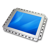 10.1 Inch 16:9 touch screen monitor with resistive and capacitive touch screen