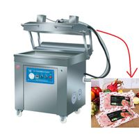 SZ750 Finite Type Vacuum Packing Machine for Nuts