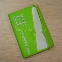 Pocket type memo box