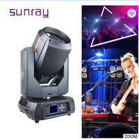 18 Channels Sound Activated Control 350W 17R Wedding Stage Equipment Lighting Dj Moving Head Light F