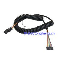 Popular Curly Spiral Cable Assemblies