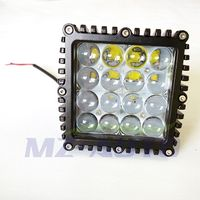 MZ NEW CHD80W 4D led work lights HIGH POWER truck light car lighting super concentrate auto lights