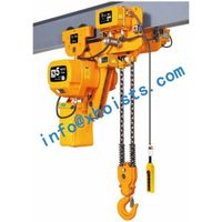 Powered hoist 0.5Ton-10Ton (Ultra Low Headroom)