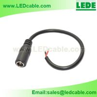 DC Female Power Cable, Power Cord thumbnail image
