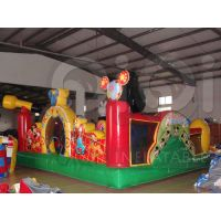 Inflatable Mickey Park for backyard thumbnail image
