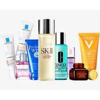 Clarins, Estee lauder, Shiseido, Revlon, Rimmel, Maybelline, Max Factor, thumbnail image