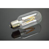 Tube filament led bulb clear dimmable led light bulb
