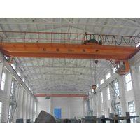 Workshop bridge crane