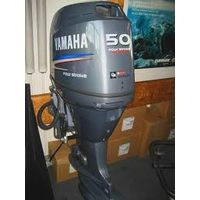 Sales For Used Yamaha 50Hp 4 Stroke Outboard Motor Boat engine
