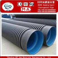 HDPE Double Wall Corrugated Pipes thumbnail image