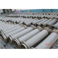 Annular stainless steel braided flexible metal hose
