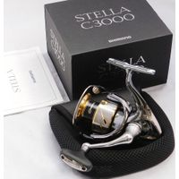 New Shimano STELLA C3000 Spinning Reel 2014