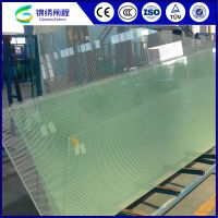 Factory Low Price Guaranteed 8mm Laminated Glass Flooring