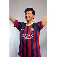 lifesize simulated celebrity silicone figures Football star thumbnail image