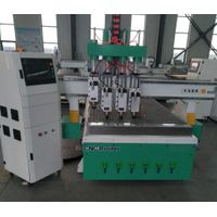 Competitive price 4 axis cnc router , cnc router metal cutting machine for door thumbnail image