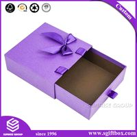 Scarves Paper Packaging Drawer Folding Gift Box thumbnail image