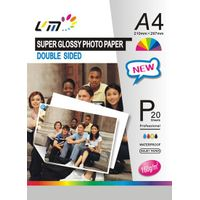 160g Duo side Glossy Photo Paper thumbnail image
