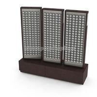 Optical Store Freestanding Wood Reading Glasses Storage Display Furniture