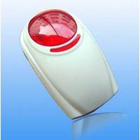 backup wired and wireless strobe siren/strobe siren