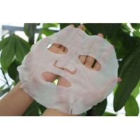 YUZMEI Individual Packaged Diy Mask 35Pcs Per Set Organic Cotton Compressed Facial Mask with Private thumbnail image
