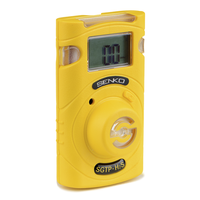 SGT, Standard Single Gas Detector (Industrial Gas sensor, Maintenance Free, Battery included) thumbnail image