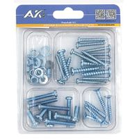 50PCS Household Hardware Assortment