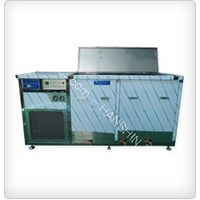 Ultrasonic cleaning system - Oil solvent multi tank type
