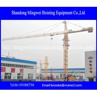 Characteristics of QTZ63 (MW5013) -6T Tower Crane 1. QTZ50 tower crane, a type of self-elevating top