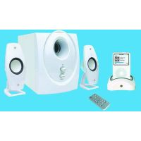 2.1 hi-fi speaker with subwoofer(6051)