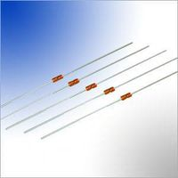 Axial Leaded Glass Encapsulated NTC Thermistor for Temperature Sensing