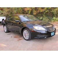 2012 Chrysler 200 4 Dr Sedan