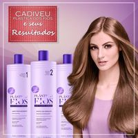 Cadiveu - Hair Plastic Surgery - Brazilian Keratin 3 Steps