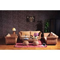 Leisure Rattan Sofa Living Room Home Rattan Furniture